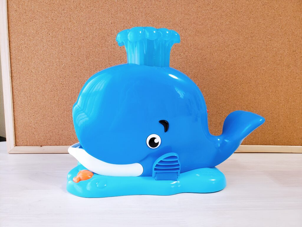 Silly Spout Whale Hopper(Bright Starts)